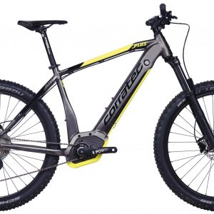 CORRATEC E-POWER X VERT PRO TEAM 650B + 29″ – 2019